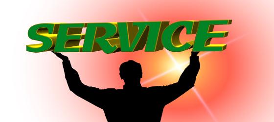 Kundendienst für Grossküchentechnik